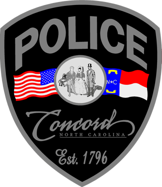 Concord Police Patch